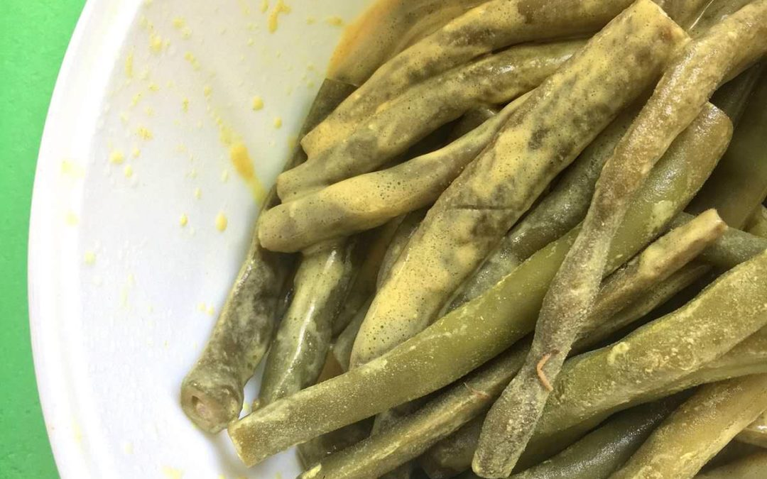 Seasonal Sides, Part 1 – Green Bean Salad