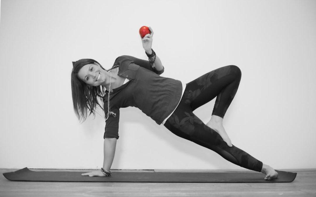 Challenge #4: Kick it up a notch & keep moving!