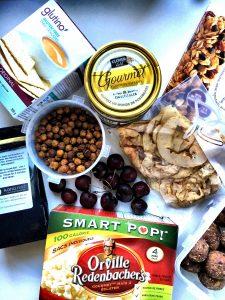 non refrigerated snacks
