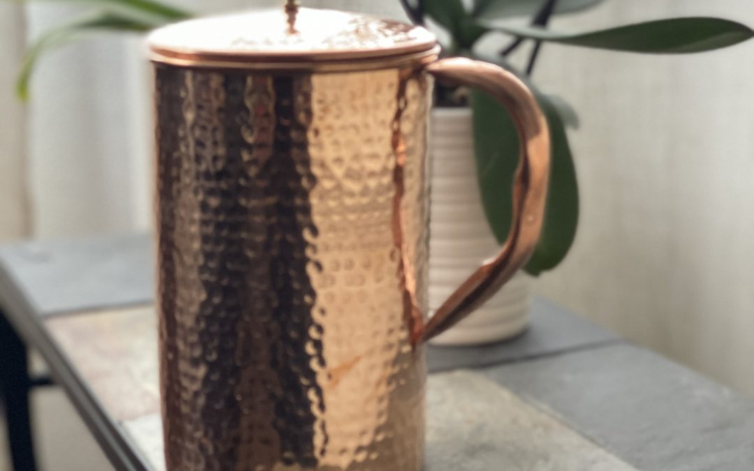 Antiviral Activity of Copper Surfaces: A Water Pitcher that Does More than Help Make Hydration Easy